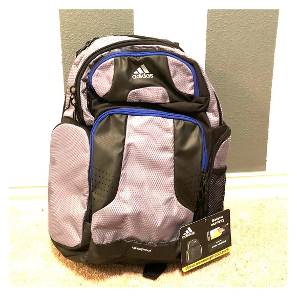85f05faf7f Adidas Climacool Strength Backpack